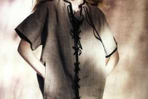 Vogue China March 2010 Shows Hot Neutrals in 'Natural Senses'