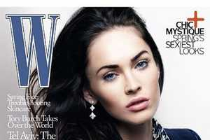 Megan Fox Covers W Magazine March 2010