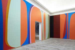 Malene Landgreen's Six-Room 'Color State' Art Display