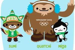 The 2010 Vancouver Olympics Go Green