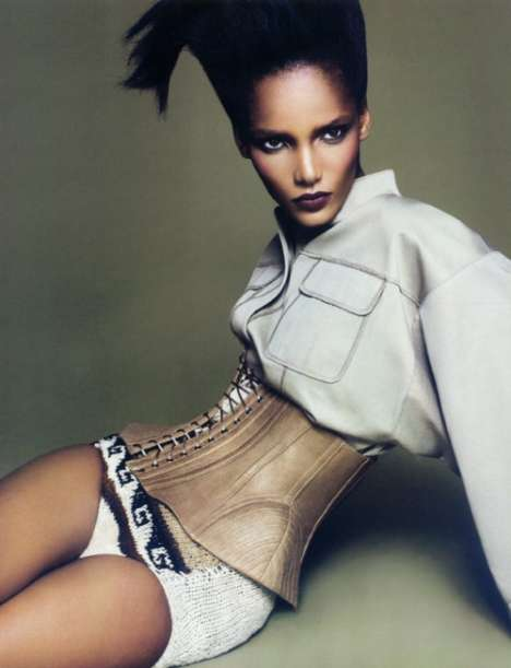 Vogue Paris March 2010