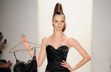 Jeremy Scott Turns The Dress World Upside Down for Fall 2010 RTW