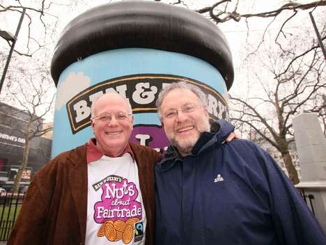 Faitrade Eco Ben and Jerry 100 Trade