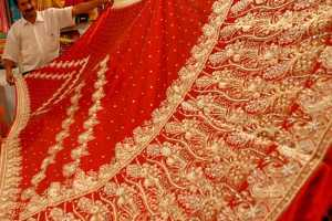 These Swaramadhuri Singing Silk Saris Are Sweet
