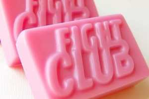 'Fight Club' Soap Cleans You Up Before You Brawl, Pitt-Style