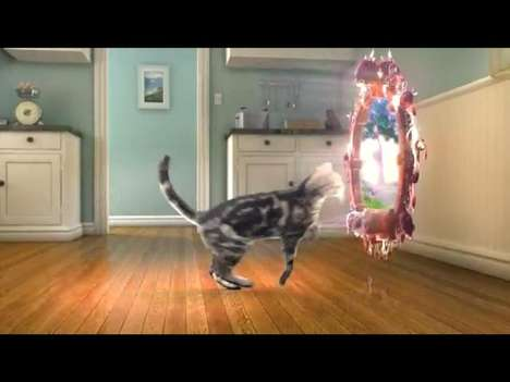 Friskies adventureland commercial