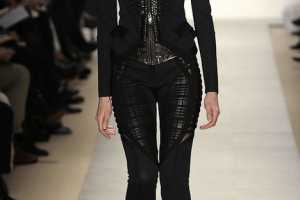The Herve Leger Fall 2010 Collection is Futuristic Chic