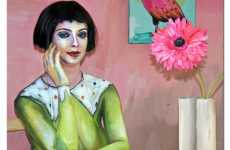 Faux Oil Paintings