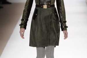 The Tibi Fall 2010 Collection Shows Structured Style