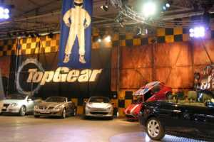 Johnathan Paul Green's Top Gear Exhibit Shoot is a Fan's Dream Come True