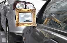 Framed Side Mirrors