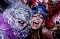Crazy Carnival Portraitures