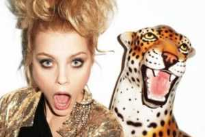 The Jessica Stam Aldo Spring 2010 Ad Campaign Features a Fake Cheetah