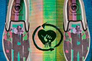 The Rise Against Vans Shoe is Mosh Pit-Proof