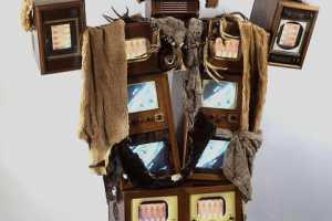 Watch the Tube with these Nam June Paik Sculptures