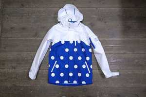 The New Untold and Chickennot Polka Dot Jacket