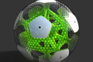 AGENT Suggests a Transparent Alternative with the CITRUS Soccer Ball