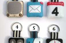 iPhone Icon Key Chains are Perfect for iPhone Lovers