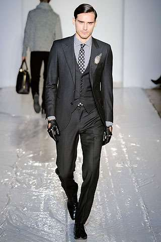 Simon Spurr Fall 2010 Collection