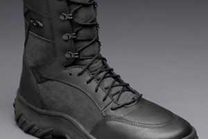 The Oakley Elite Assault Boot Makes its Civilian Debut