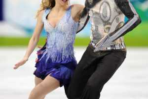 The Vancouver Winter Games Feature Brazen Ice Dancing Fashion