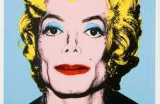 Warholesque Celeb Portraits