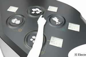 The Electrolux Concept Kitchen Does Away With Pots and Pans