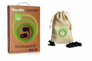 The ThinkSound Headphones Make Noise Against Global Warming