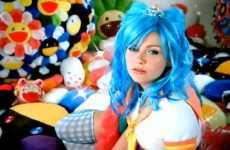 Celeb Anime Music Videos - The Kristen Dunst 'Turning Japanese' Video