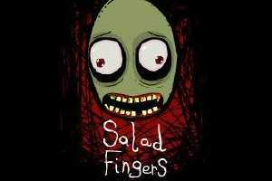 The 'Salad Fingers' Video Dishes a Disturbing Experience