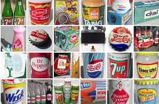 Stockpiled Vintage Packaging