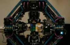 Rubik's Cube Robots