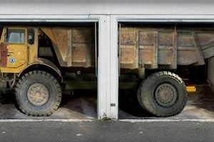 Style Your Garage's Creative Garage Door Decals