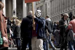 G20 London Protest Photographs Capture Truth of Political Action