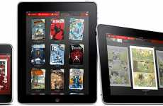 Comic Geek iPad Apps - The Panelfly Comic Book Reader Keeps You up to Date on all Your Heros