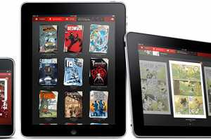 The Panelfly Comic Book Reader Keeps You up to Date on all Your Heros