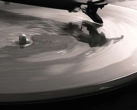 Iced Vinyl - Katie Paterson Creates Tunes From Ice Blocks
