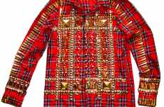 Blinged Lumberjack Apparel