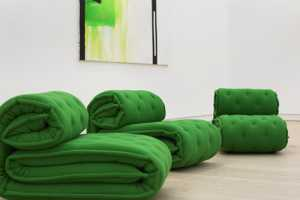 Kilo Design's Roulade Couch Is Fashionably Useful