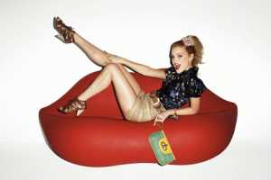 Jessica Stam is Lovable in Aldo Spring/Summer 2010 Campaign