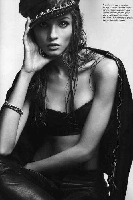 Anna Selezneva in numero