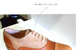 The Understated Sophistication of Mr Hare Fall/Winter 2010 Footwear