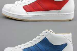 Adidas Superskate Mid 'Ping Pong' Shoe is Table-Tennis Inspired
