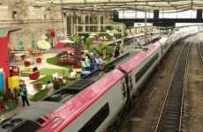 Transforming Train Stations