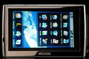 The Archos 9 Tablet Brings the World to Your Fingertips