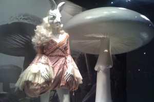 The Printemps Haussmann 'Alice in Wonderland'