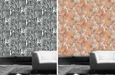 Dizzying Wall Decor - The Tres Tintas Designs Prettify Your Home With Patterns