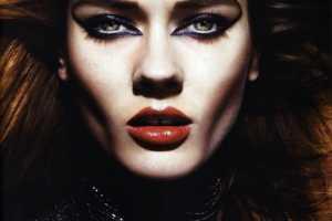 Numero 111 March 2010 Mixes Fierce & Fashion