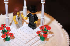 Lego Caketoppers
