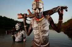 Hypercontrast Humanitarian Photos - Brent Stirton Helps the Silent Speak